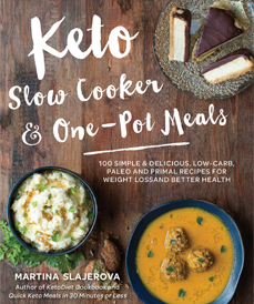 Keto Slow Cooker & One-Pot Meals (Fair Winds Press, 2017)