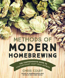 Methods of Modern Homebrewing (Page Street,, 2017)