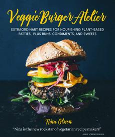 Veggie Burger Atelier (Quarry)