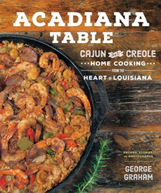 The Acadiana Table (Harvard Common Press, 2016)