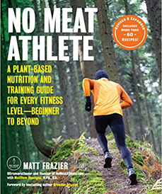 No Meat Athlete by Matt Frazier (Fair Winds, 2018)