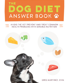 The Dog Diet Answer Book (Fair Winds)