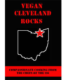 Vegan Cleveland Rocks (charity zine)