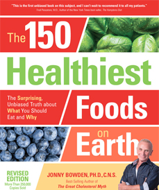 The 150 Healthiest Foods on Earth (Fair Winds)