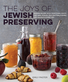 The Joys of Jewish Preserving (Harvard Common)